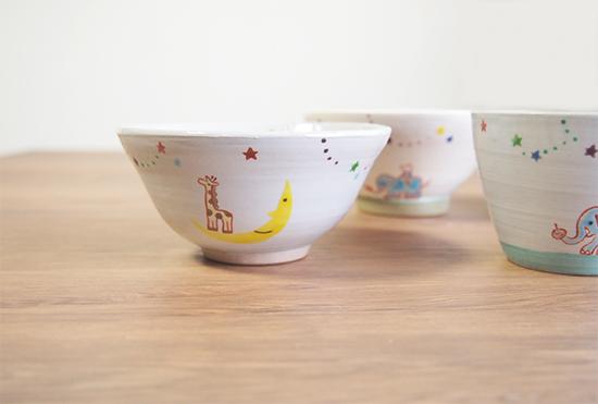 世界一の子供茶碗