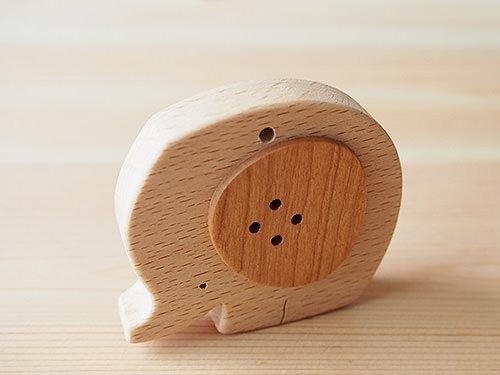 リンリンよっこらゾウ/Let Wood Be
