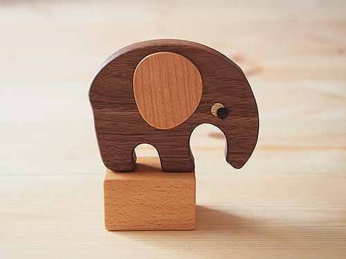 よっこらゾウ/Let Wood Be