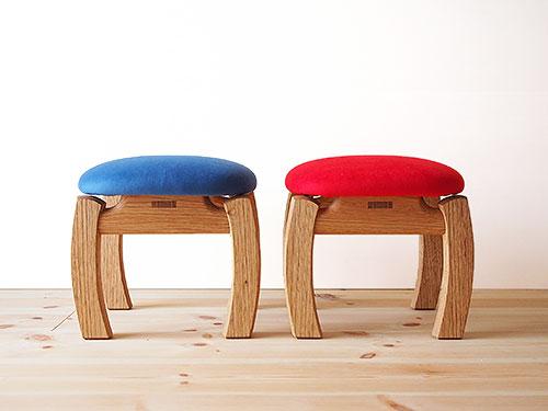 くるみの子供椅子