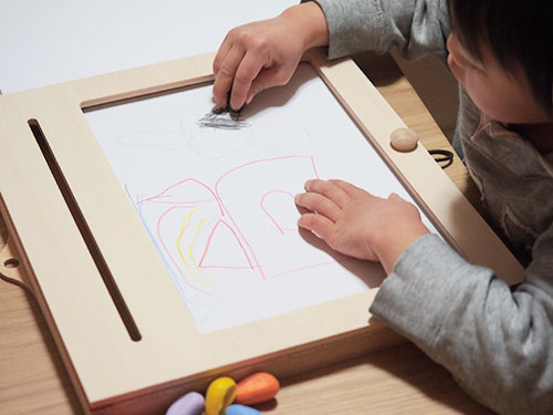 子供用画板 MUSEO(ムセーオ)/MastroGeppett